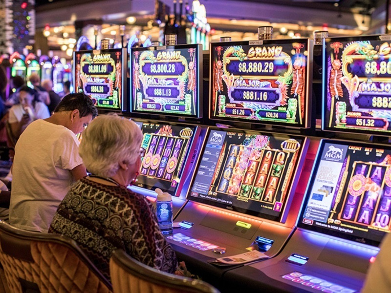 The More and more popular Progressive-jackpot Slot