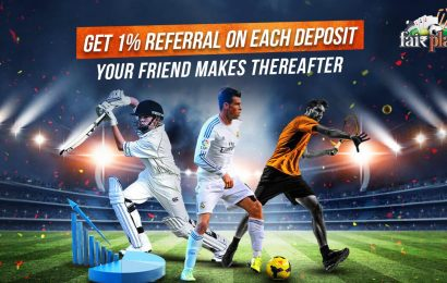 Fairplay Club: Offering The Most Unique Perks And Benefits In The World Of Online Sports Betting.