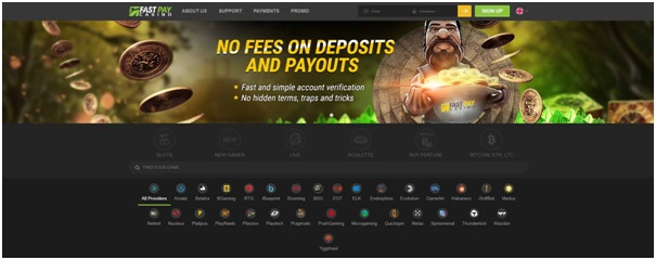 FastPay Casino Bonuses and Promotions Online | Lots of bonuses